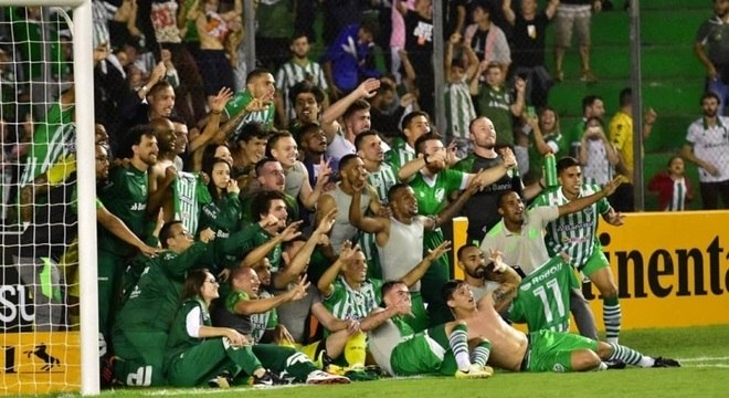 O Juventude foi a surpresa da terceira fase ao eliminar o Botafogo