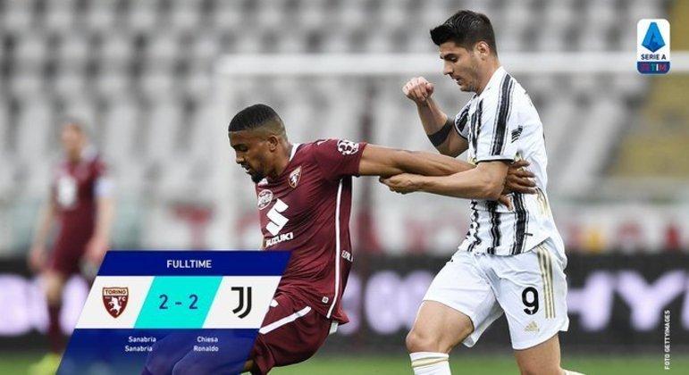 Juventus, ao invés de Futebol, uma bagunça varzeana