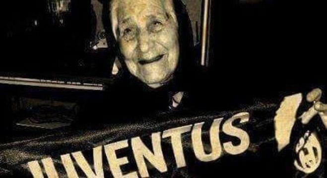 """No Twitter da Juventus, uma brincadeira com a sua """"Vecchia Signora"""""""