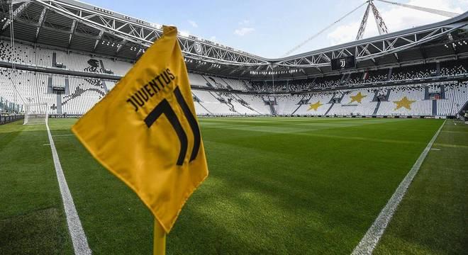 O Allianz Stadium da Juventus, haverá jogo no dia 17?