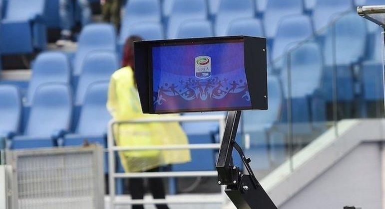 No Allianz Stadium da Juve, o VAR, protagonista do cotejo
