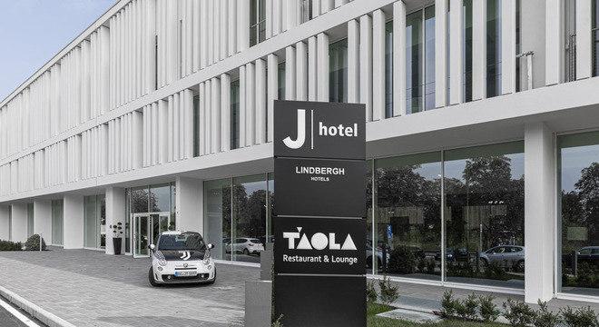 O Hotel da Juventus, em Turim