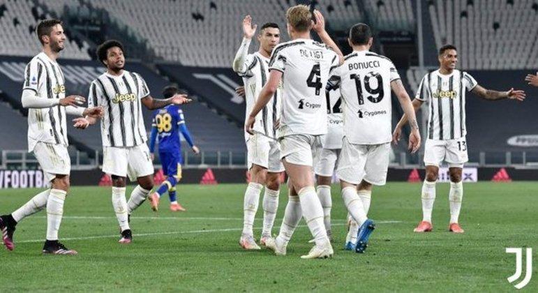 Juventus 3 X 1 Parma