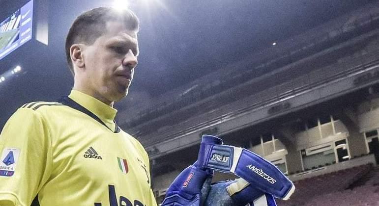 Czszesny, o arqueiro da Juventus