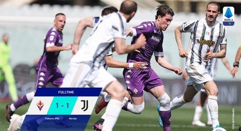 """Juventus, na espreita, o risco de ficar fora da próxima """"Champions"""""""