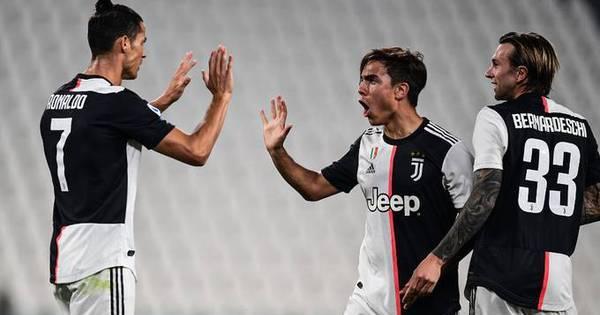 Basta um fácil segundo tempo para a Juventus cravar 4 X 0 no Lecce
