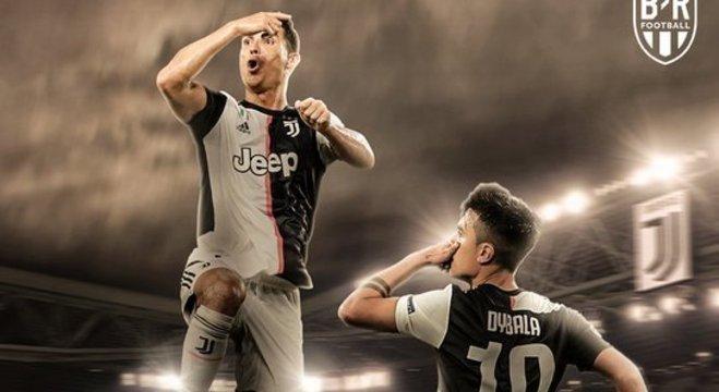 Cristiano Ronaldo e Dybala, dois golaços em Genoa 1 X 3 Juventus