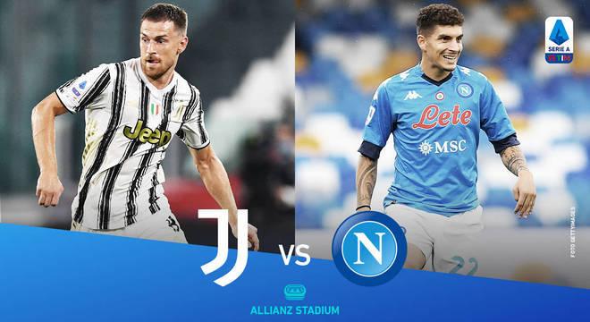 Na capa do Twitter da Lega Calcio, a confirmação da partida
