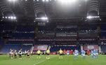 Juventus x Napoli, Copa Itália 2020