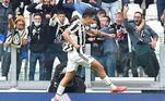 A Juventus recebeu a Sampdoria pela6ªrodada do Campeonato Italiano e venceu a partida pelo placar de 3 a 2. Os gols da Juve foram marcados por Dybala, Bonucci e Locatelli. O ponto negativo foi o argentino ter de ser substituído ainda na primeira etapa devido a uma lesão muscular