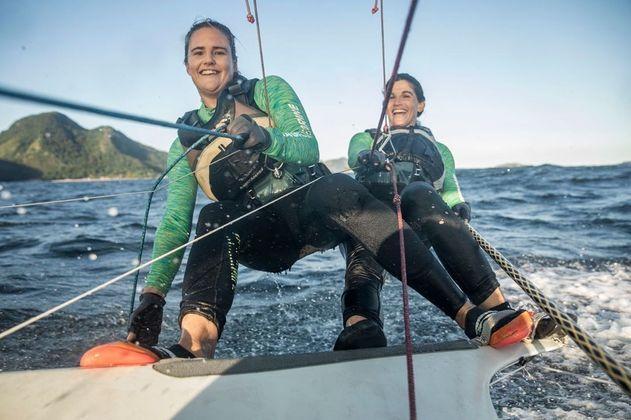 Kahena Kunze e Martine GraelRio 2016 (ouro)