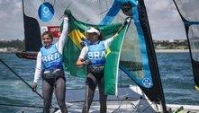 Tóquio, Dia 10 - As soberbas nove medalhas da Família Grael na Vela