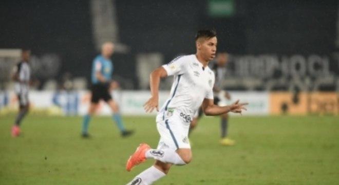 Kaio Jorge - Santos