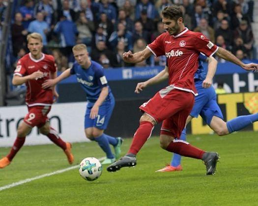 Kaiserslautern - Divisão atual: terceira divisão alemã - Títulos: quatro Campeonatos Alemães e duas Copas da Alemanha.