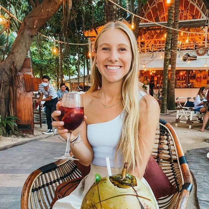 Kaitlyn McCaffery entrou em coma após sofrer um acidente de moto