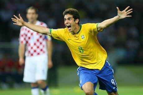 Kaká garantiu vitória do Brasil na Copa 2006