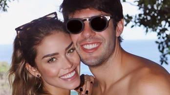 Kaká e noiva curtem viagem romântica em Fernando de Noronha (Reprodução/Instagram)