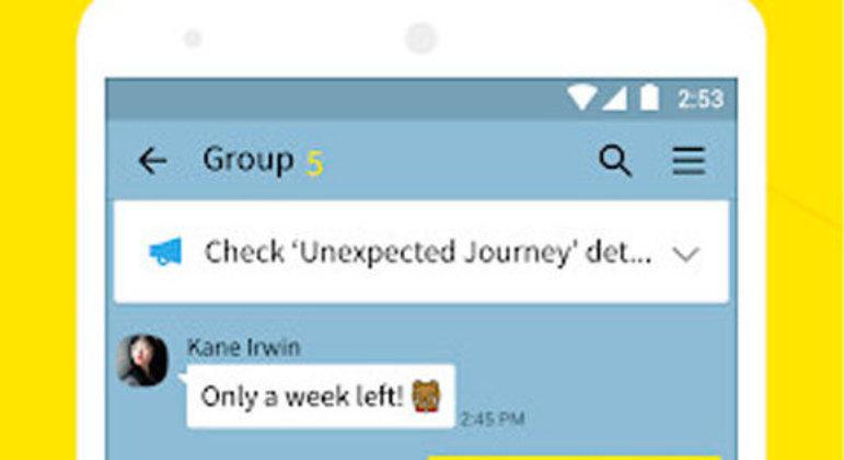 Kakao Talk também foi lançado no mesmo ano que o WhatsApp e possui ferramentas similares, entre conversas por texto, áudio, fotos, vídeos e chamadas de voz/vídeo.