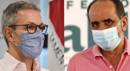 Zema e Kalil lideram intenções de voto para 2022