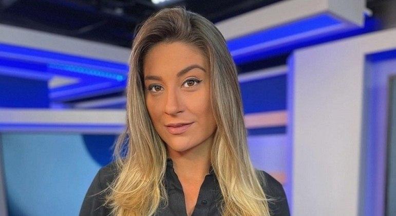Kallyna Sabino já está definida como uma das apresentadoras da TV Jovem Pan News