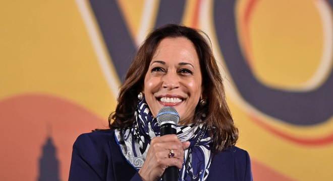 Kamala Harris é a candidata a vice na chapa de Biden