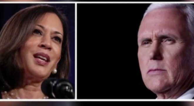 Kamala Harris e Mike Pence se enfrentam em um debate nesta quarta