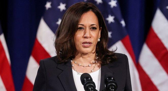 Kamala Harris é a primeira afro-americana a concorrer à Vice-Presidência por um dos dois grandes partidos dos Estados Unidos