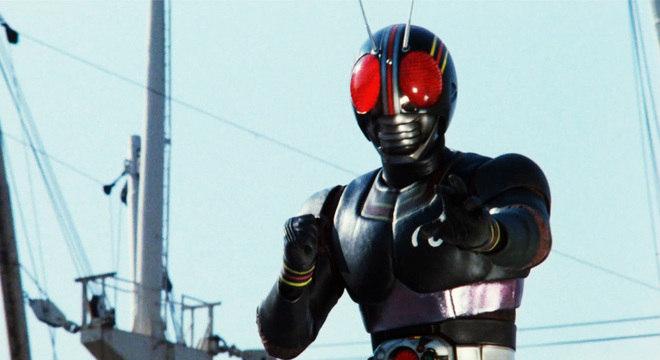 Saudades do Kamen Rider?