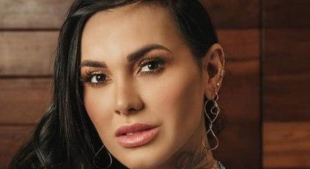 Kamila Simioni tem mais de 300 mil seguidores