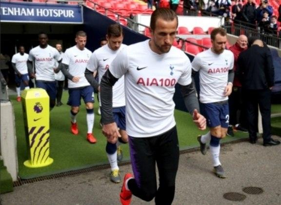 Kane antes do início da partida