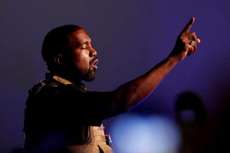 Kanye anuncia que vai concorrer em 2024