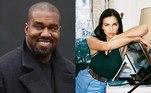 Recentemente, Irina e Kanye West foram flagrados em clime romântico curtindo férias no sudoeste da França. Os dois separaram recentemente e já se conhecem há anos
