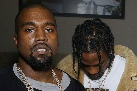 Kanye falou de racismo em música com Travis Scott