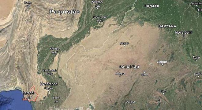 Karachi é maior cidade do Paquistão