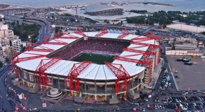 O Karaiskakis, estádio do Olympíacos