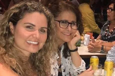 Karen e Joanna estão juntas desde 2018