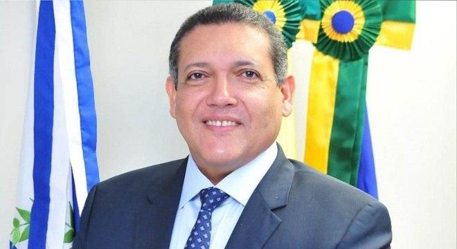 O desembargador federal Kassio Nunes
