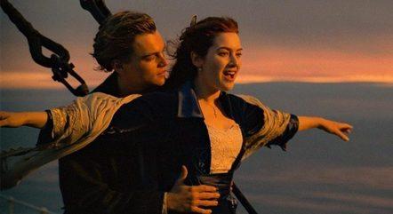 "A atriz, Kate Winslet, estrela de ""Titanic"" criticou o que chamou de vaidade hollywoodiana"
