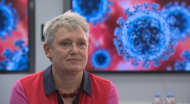Kate Bingham, chefe da força-tarefa britânica criada para o desenvolvimento e a produção de vacinas contra a covid-19, afirma que as pessoas precisam moderar expectativas sobre vacinas