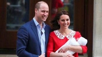 __Nasce o 3º filho da duquesa Kate Middleton e do príncipe William__ (REUTERS/Hannah Mckay/23.04.2018)