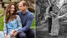 William e Kate parabenizam Harry e Meghan por nascimento da filha