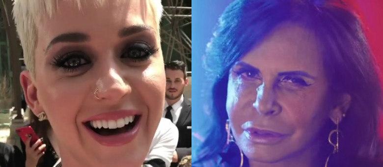 Katy Perry vai finalmente encontrar sua best friend brasileira, a rainha do rebolado Gretchen