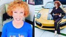 Com câncer, Kathy Griffin precisará retirar metade de um dos pulmões