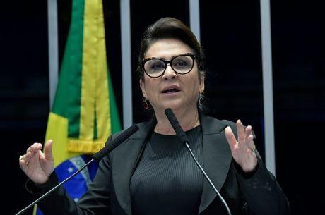 Senadora contraiu a covid-19 ao cumprir agenda eleitoral