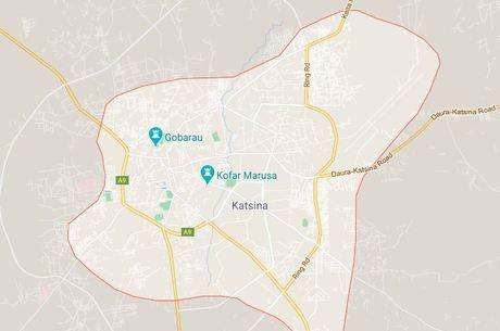 Os jovens foram capturados e resgatados em Katsina