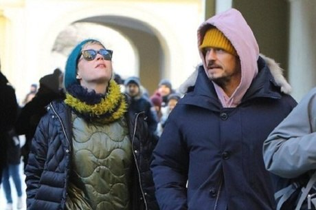 Katy Perry e Orlando Bloom juntos em passeio pela Europa e mais nas Imagens  da Semana! 4abdbb05d32ca
