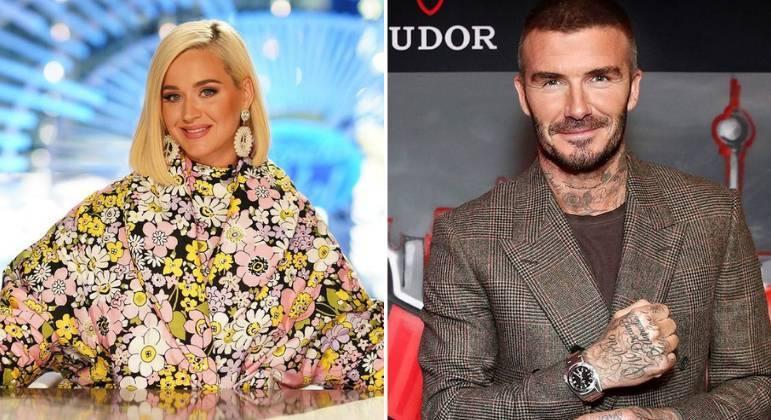 Katy Perry e David Beckham estão entre as celebridades que assinaram a carta