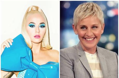 Katy Perry sai em defesa de Ellen DeGeneres