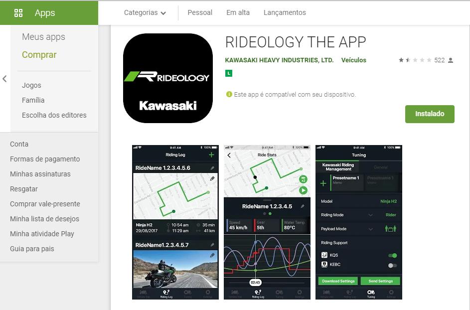App é gratuito e faz o reles e mortal motociclista se sentir um verdadeiro piloto do WSBK