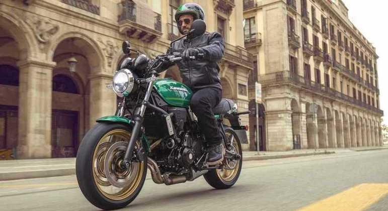 Empresa não divulgou quando pretende vender motocicletas elétricas no mercado brasileiro
